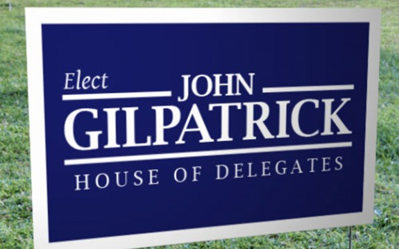 Aluminum Political Yard Signs