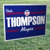 Corrugated Plastic Political Yard Signs