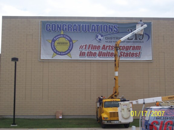 Banner Installation Services