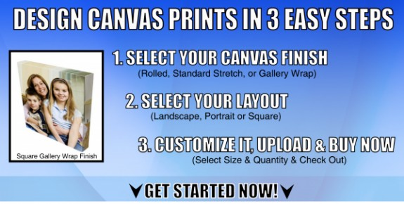 Photos on Canvas Printing
