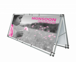 Monsoon Outdoor Billboard
