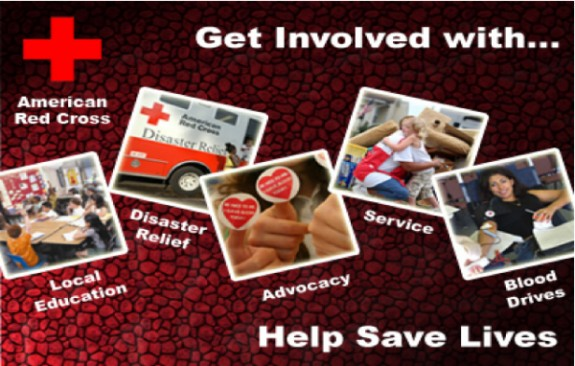 Goals and objectives for american red cross